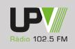 logo de UPV Radio 102.5 FM