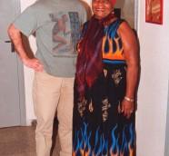 Petrona Martínez y Paco Valiente