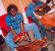 Zebra Walker y  Richard Kona (Ghana)