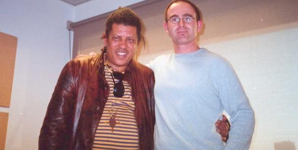 """Miguel """"Angá"""" Díaz en UPV Radio"""