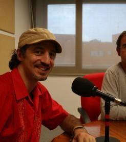 Sargento García en Los Sonidos del Planeta Azul - UPV Radio
