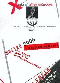 Portada Catalogo Aula d altres musiques 06- 200