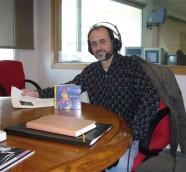 Toni Torregrosa en «Los Sonidos del Planeta Azul» UPV Radio./ (Paco Valiente)