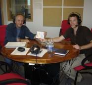 Jerez Texas, M. Saglio y R. Esteve en «Los Sonidos del Planeta Azul»./ (Paco Valiente)