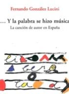 Portada Y la palabra se hizo musica