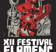 Cartel del Festival Flament Torrent./ (Estudio Mariscal)