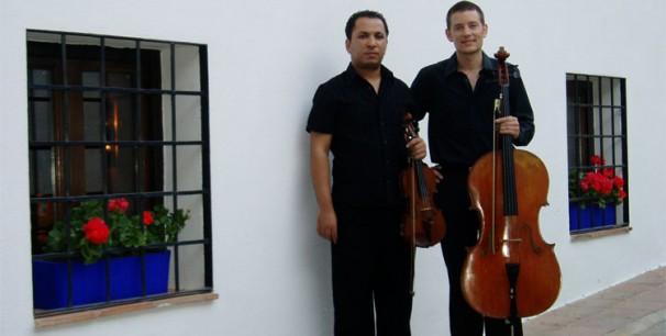 Fathi Ben Yakoub y Matthieu Saglio