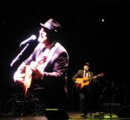 Javier Ruibal en Pirineos Sur 2012./ (Paco Valiente)
