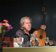 Paco Ibánez durante la rueda de prensa./ (Paco Valiente)