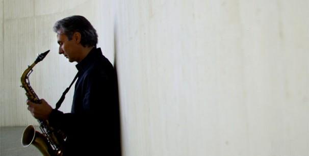 """Perico Sambeat en la portada del disco """"Flamenco Big Band""""./ (Verve)"""