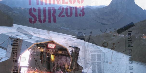 Auditorio Natural de Lanuza, escenario principal de Pirineos Sur./ (Paco Valiente)