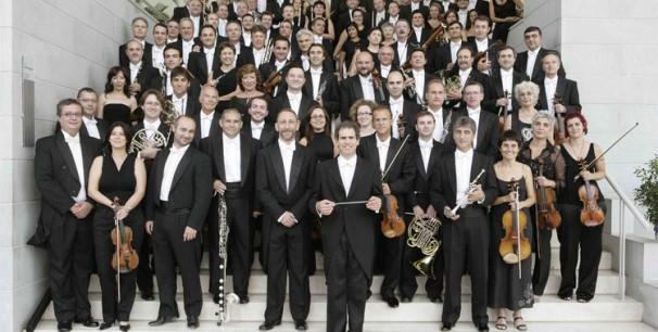 Orquesta de Valencia y su director titular Yaron Traub
