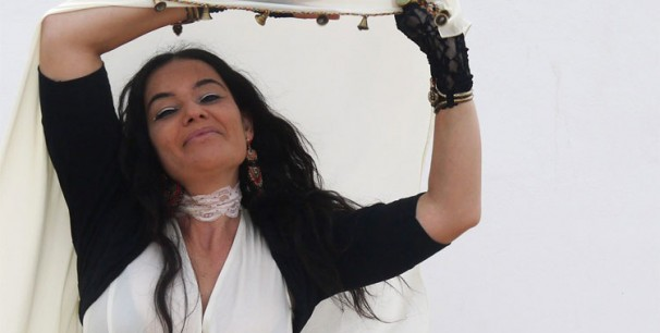 "Mara Aranda, proyecto ""Sephardic Legacy""./ (Lluna Casterà)"