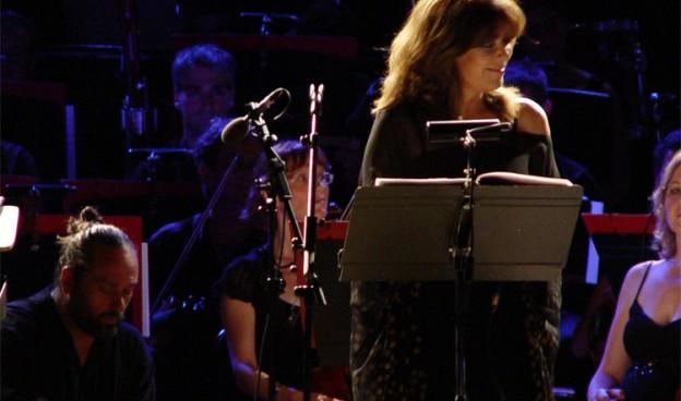 """Maria del Mar Bonet y la Orquestra Simfònica de Balears """"Ciutat de Palma"""""""