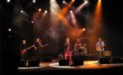 Jaume Sisa, Quimi Portet y Joan Miquel Olivier en el concierto inagural MMVV 2013./ (Paco Valiente)