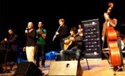 Ensayo del concierto inaugural de Womex 2014 en Santiago de Compostela