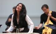 Mara Aranda y Carles Magraner, XII Festival de Música Antiga, Valencia junio de 2012./ (Paco Valiente)