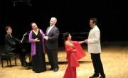 Gala Wagner-Verdi en el Palau de la Música de Valencia, Las Artes en Paralelo./ (Paco Valiente)