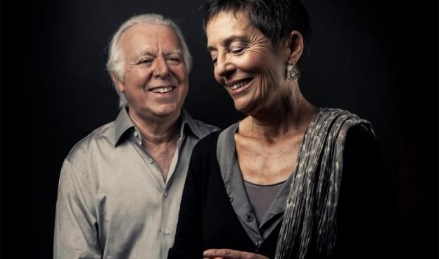 Maria João Pires y Carlos do Carmo./ (Gonçalo F. Santos)