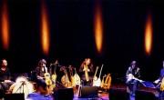 Evo durante el concierto en Evergem, primera cita de la gira por Bélgica./ (Archivo)