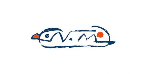 Logotipo de Nuevos Medios, creado por Joan Miró