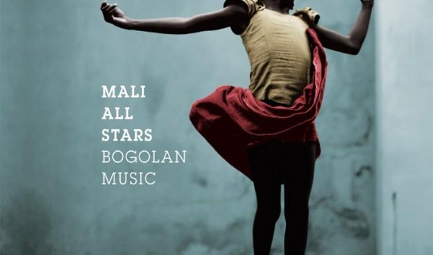 "Portada del disco ""Mali All Stars. Bogolan Music""./ (Gbenro Sholanke)"