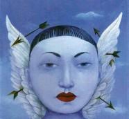Las ilustraciones de Ana Juan ponen rostro de mujer a los nombres de Babel ./ (La mano cornutta)