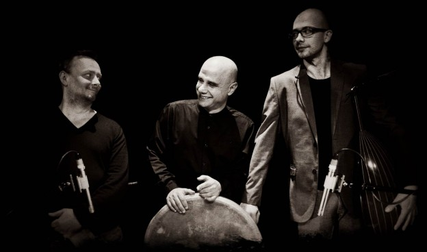 Manu Théron, Youssef Hbeisch y Grégory Dargent./ (M. Pelletier)