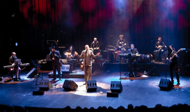 Concierto de la Orquestra Àrab de Barcelona en L´Auditori en 2011./ (OAB)