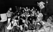 Jóvenes músicos en la alquería del colectivo Sedajazz en La Torre-Valencia./ (Sedajazz)
