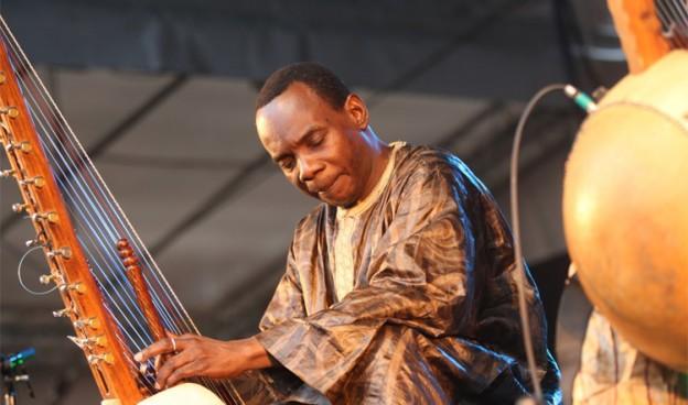 El malí Toumani Diabaté, Premio Diversidad Cultural Pirineos Sur 2015