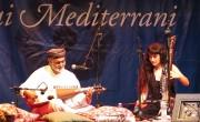Daud Khan Sadozai Quartet el pasado 12 de junio en Espai Mediterrani, Valencia./ (Paco Valiente)