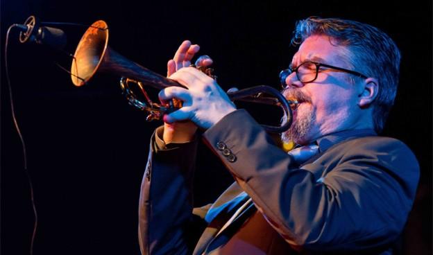El trompetista valenciano David Pastor