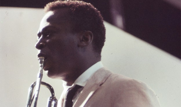 Miles Davis./ (Hank Parker)