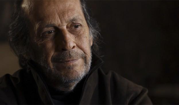 El maestro Paco de Lucía en un fotograma de 'La Búsqueda'