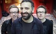 Stefano Bollani Danish Trio, con Jesper Bodilsen y Morten Lund./ (Valentina Cenni)