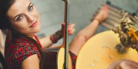 """""""Amaralina"""" es el segundo álbum de la cantante de Curitiba, Brasil./ (Alfonso Calza)"""