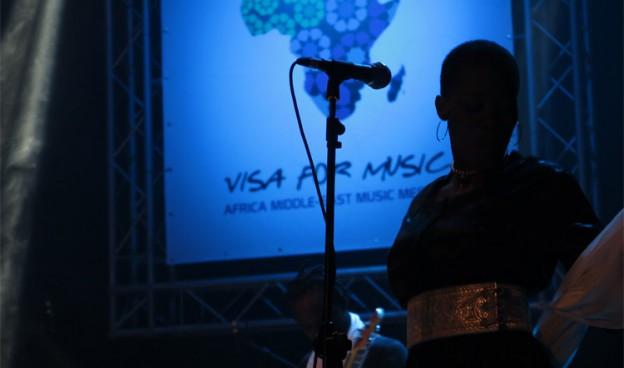 'Visa For Music', escaparate profesional para la música de África y Oriente Medio./ (Paco Valiente)