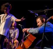 NES en concierto el pasado 19 de abril en Valencia, Sala Russafa./ (Gabriel Omnès)