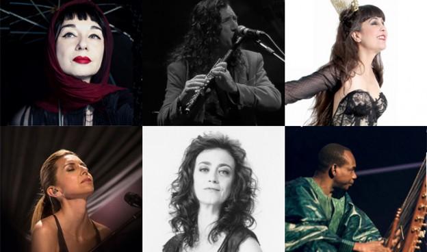 Algunos de los artistas que entrevistamos en 2015./ (Archivo LSPA)