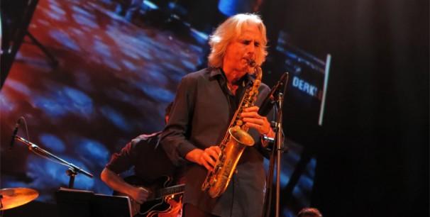 El compositor y saxofonista Perico Sambeat./ (Paco Valiente)