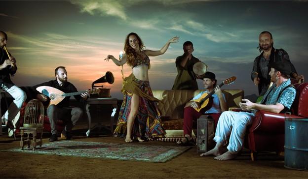 """La Banda del Pepo presenta """"Sé de un lugar"""", su tercer álbum./ (Sonia Vivancos)"""
