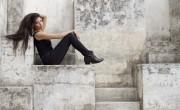 """""""Tendrá que haber un camino"""" es el debut discográfico de Soleá Morente./ (Céline Beslu)"""