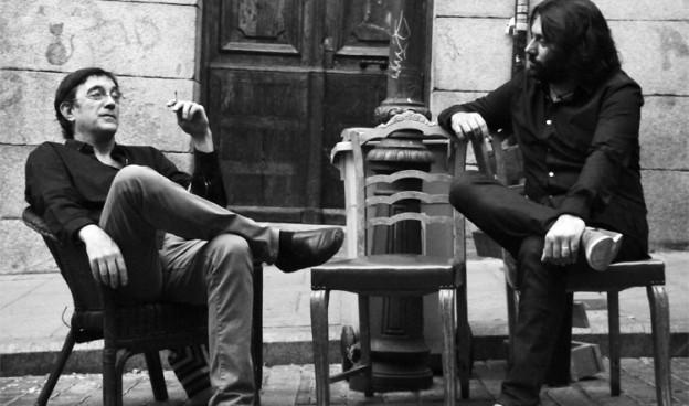 "Josemi Carmona y Javier Colina publican ""De cerca""./ (Anya Bartels Surmondt)"