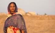 La cantante saharaui Aziza Brahim