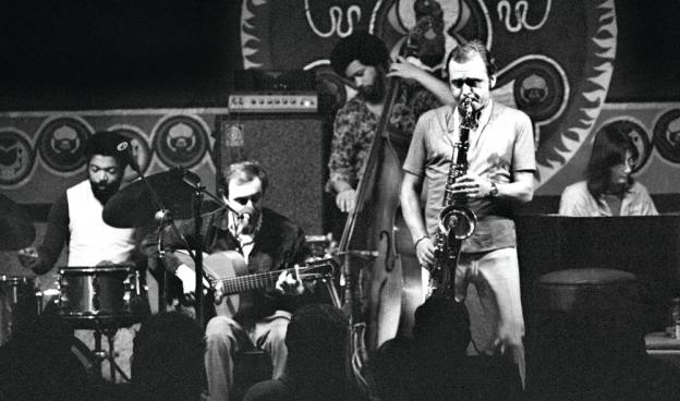 Se edita por primera vez el concierto de Getz y Gilberto en San Francisco de mayo  1976. / ( Tom Copi)