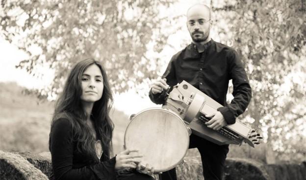Milo Ke Mandarini son Isabel Martín y Carlos Ramírez