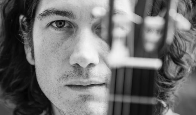El guitarrista alemán Andreas Arnold