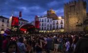 La Plaza Mayor de Cáceres alberga el escenario principal de Womad