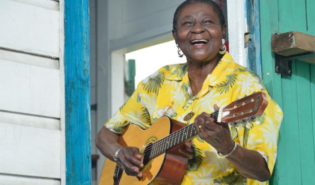 Calypso Rose, la reina del género caribeño desde hace medio siglo